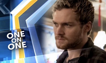 Finn Jones on Marvel's Iron Fist Season 2