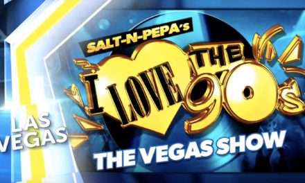 'I Love the 90s' Takes Over Las Vegas
