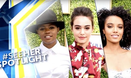 The Women of The CW #SeeHER Spotlight