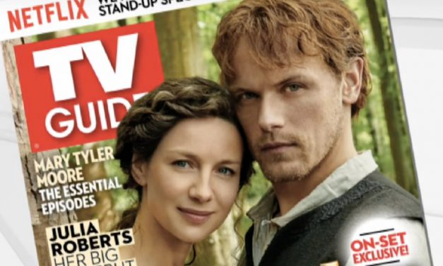 New TV: Outlander, Julia Roberts, and Watergate