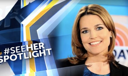 Savannah Guthrie #SeeHER Spotlight