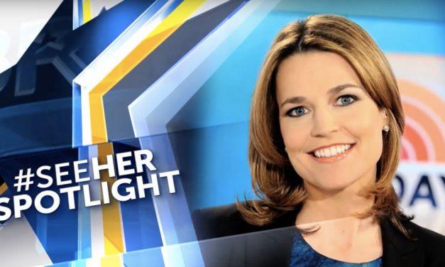 Savannah Guthrie #SeeHER Spotlight