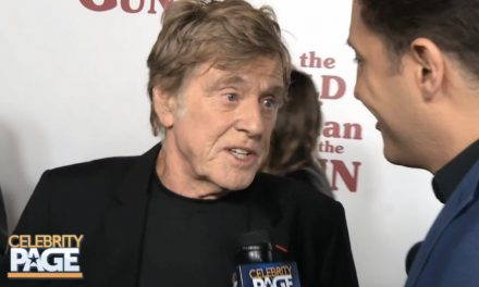 Robert Redford & Castmates on his Last Film