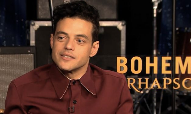 Queen Biopic Bohemian Rhapsody's Cast