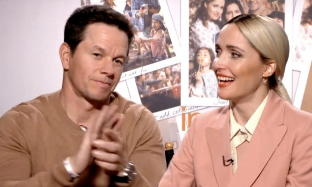 Mark Wahlberg and Rose Byrne Talk Instant Family