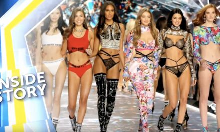 Victoria's Secret Fashion Show – Look Who's Walking!