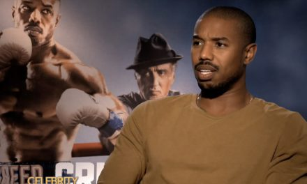 Michael B. Jordan Talks Creed II and Rocky