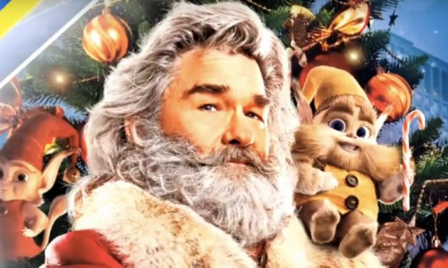 Netflix's The Christmas Chronicles with Kurt Russell