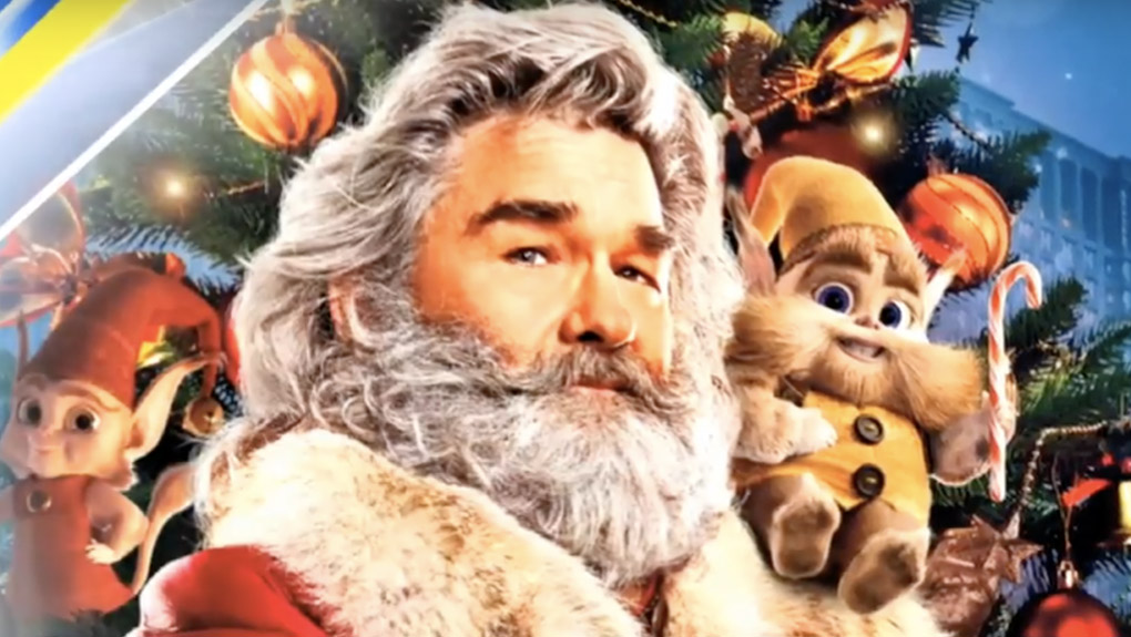 Netflix's The Christmas Chronicles with Kurt Russell ...