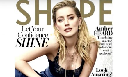 Amber Heard Gets into Shape for Aquaman