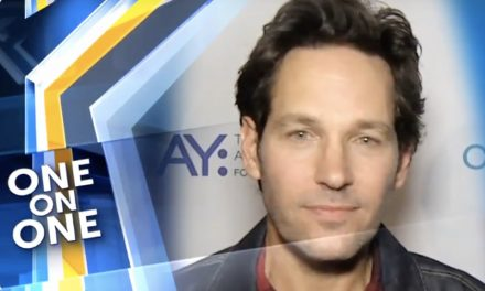 Paul Rudd's Favorite Cause, Thanos, & More!