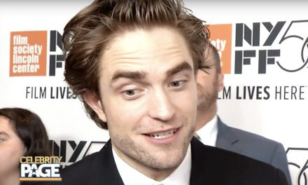 Robert Pattinson on New and Past Roles