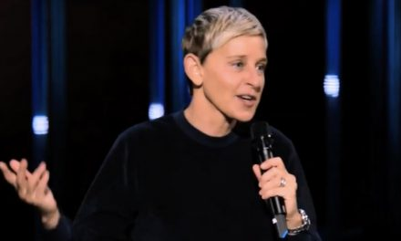 Ellen DeGeneres is Back on the Mic!