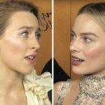 Margot Robbie and Saoirse Ronan Talk Women and Power