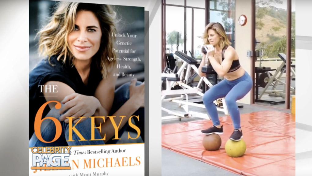 Jillian Michaels' book - The 6 Keys