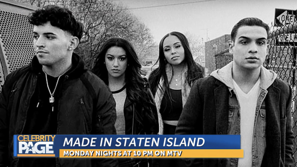 The Cast of MTV's Made in Staten Island