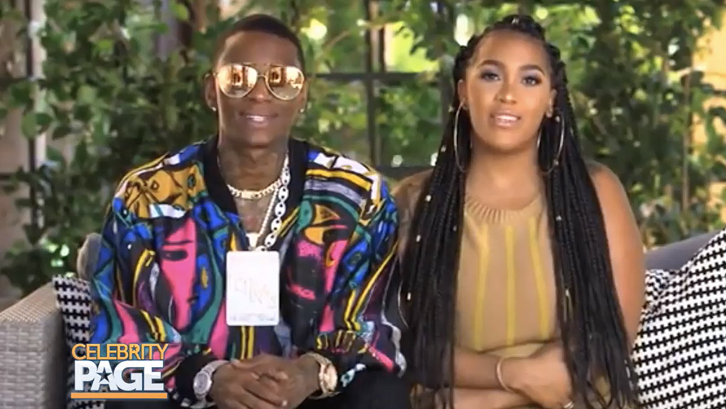 Soulja Boy and Nia Riley on Marriage Boot Camp: Hip Hop Edition