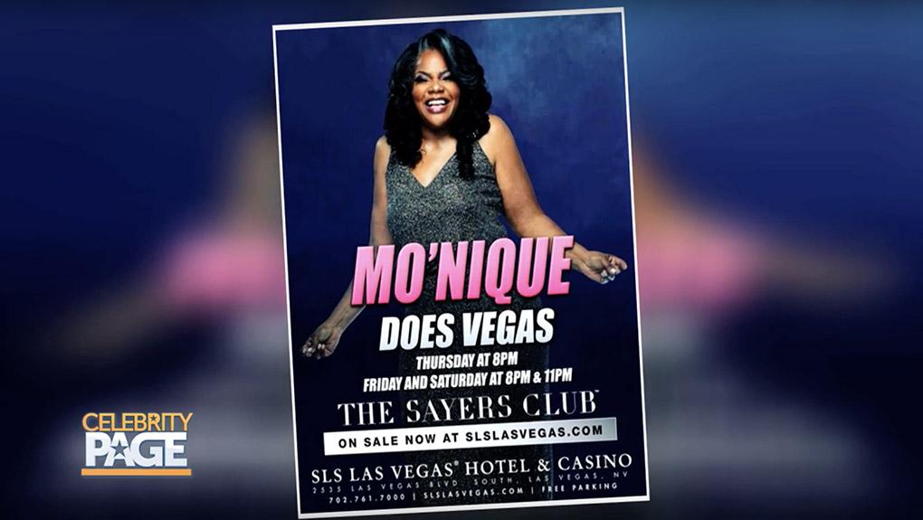 Monique Does Las Vegas
