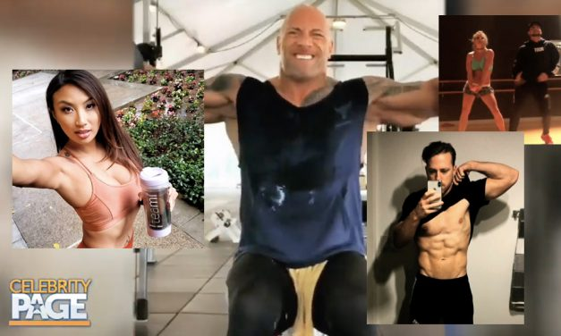 Follow these Celebs for Fitness Secrets