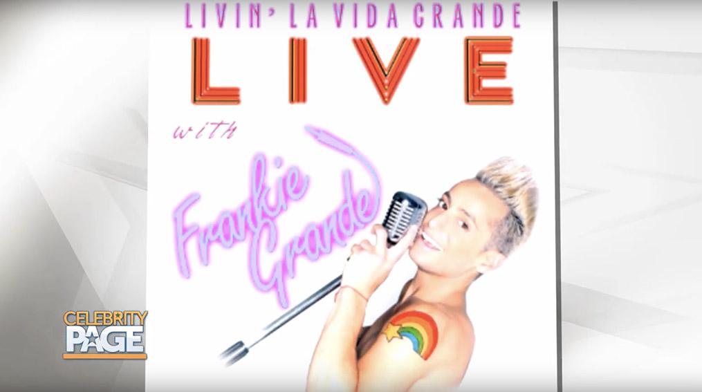 Frankie Grande's Livin' La Vida Grande