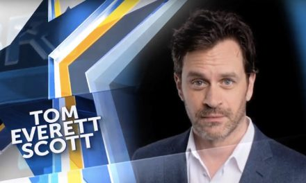 Tom Everett Scott Talks Tom Hanks and Favorite Roles