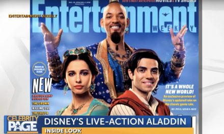 Will Smith Responds to Aladdin Criticism