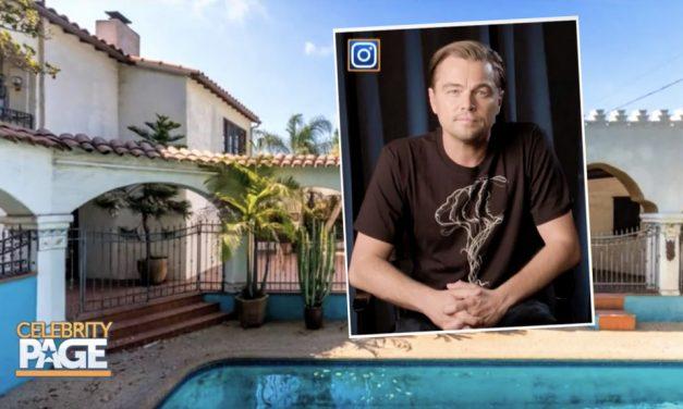 Leonardo DiCaprio Sells his Los Angeles Starter Home