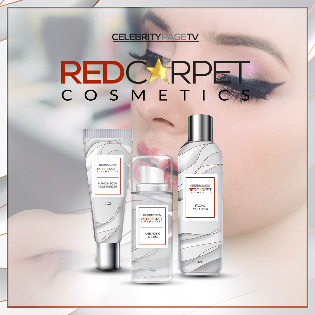 Featured Product - Red Carpet Cosmetics