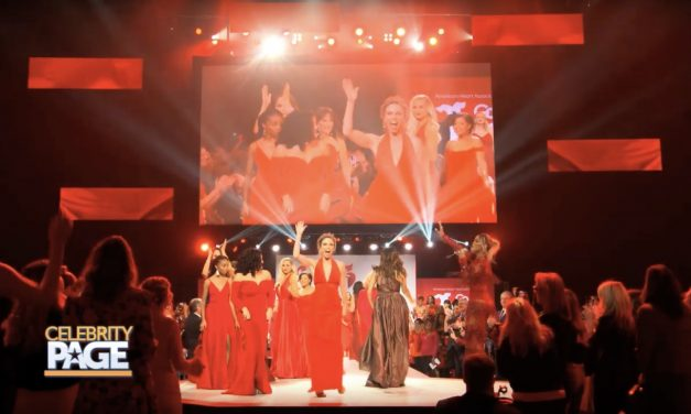 Star-Studded Fashion Show Promotes Women's Health
