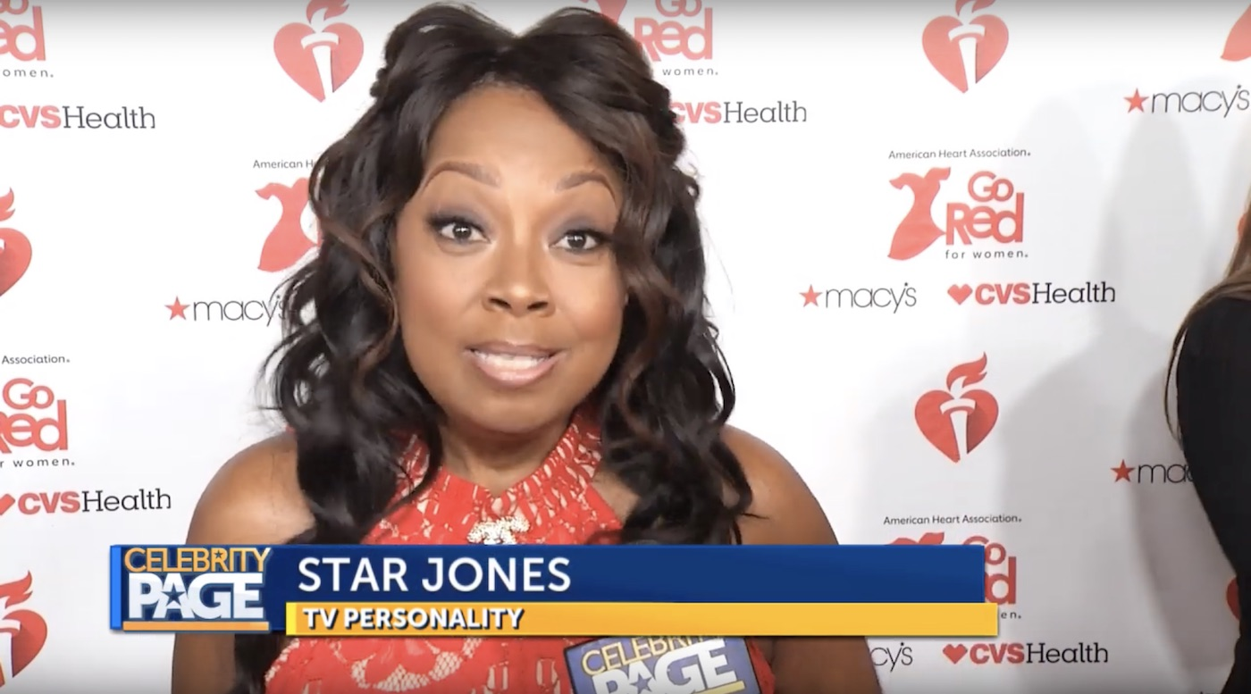 The American Heart Association's Red Dress Fashion Show with Star Jones