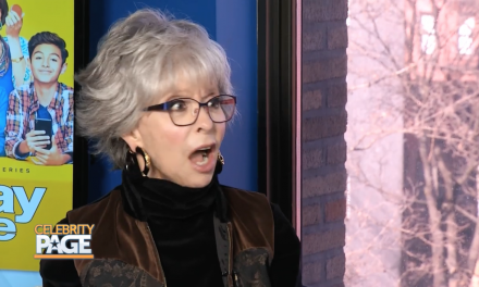 Rita Moreno Is Still Going Strong!