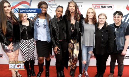 Steven Tyler's Star-Studded Janie's Fund Grammy's Party