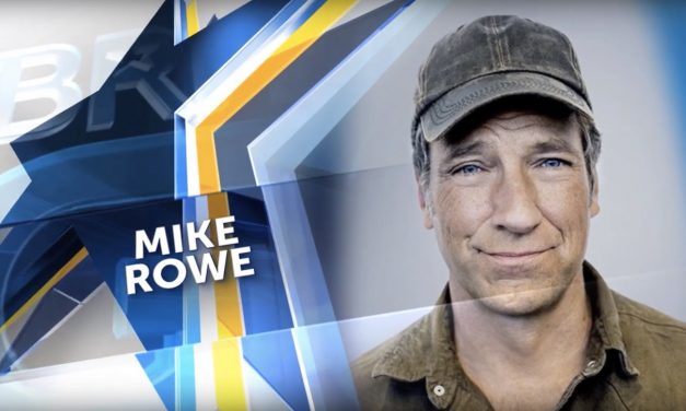 Mike Rowe Goes from Dirty Jobs to Returning The Favor