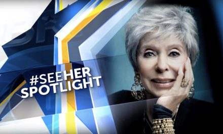 Rita Moreno #SeeHER Spotlight