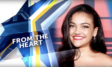 Health Advice from Gold Medalist Laurie Hernandez