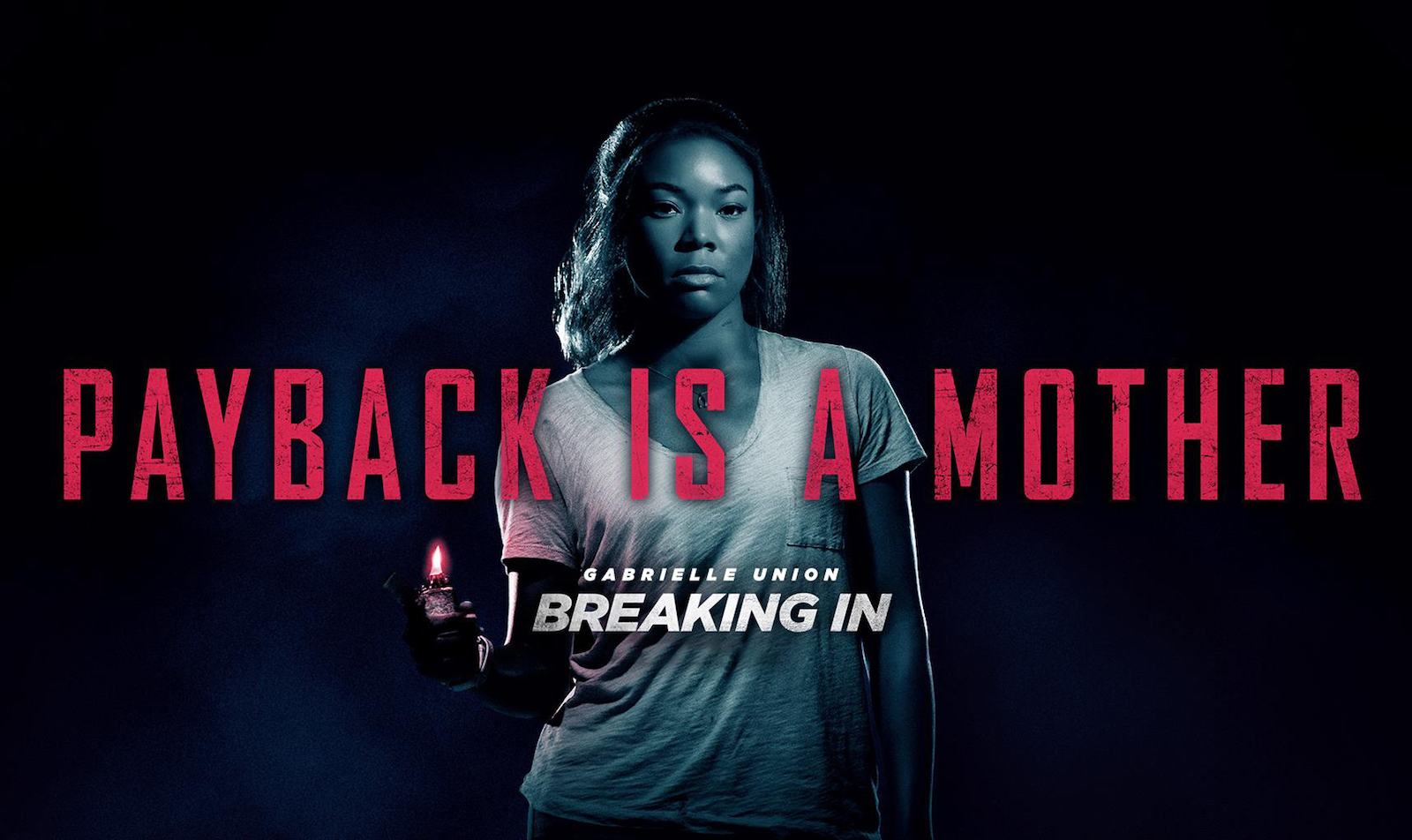 Breaking In with Gabrielle Union