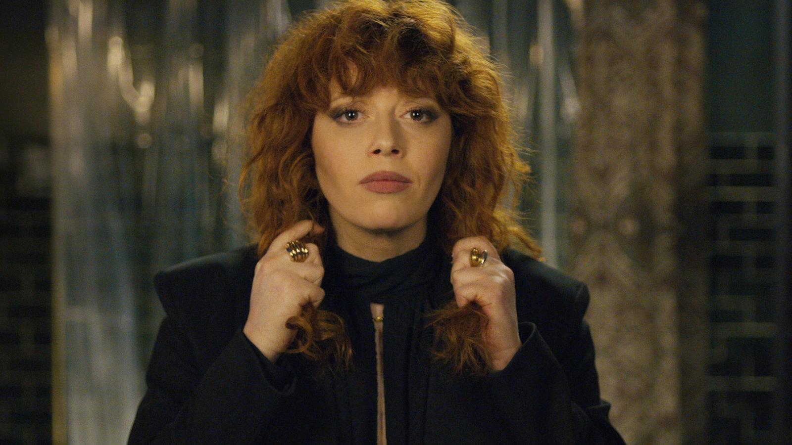 Natasha Lyonne in Russian Doll on Netflix