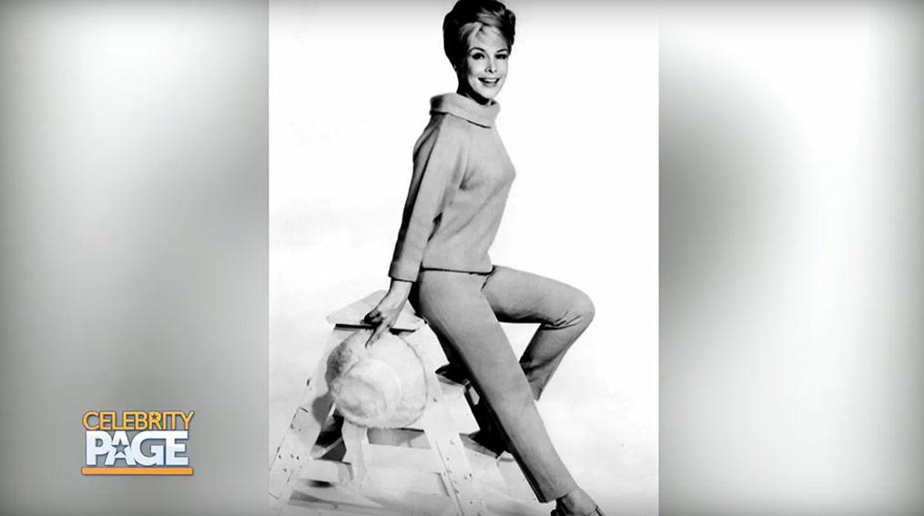 Barbara Eden in a Vintage Photo