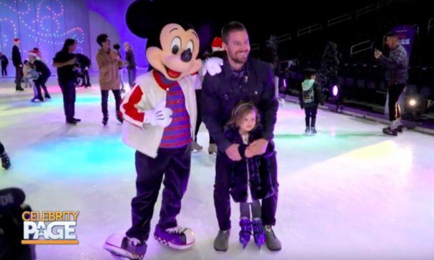 Celebrities Give Their Children Disney Magic
