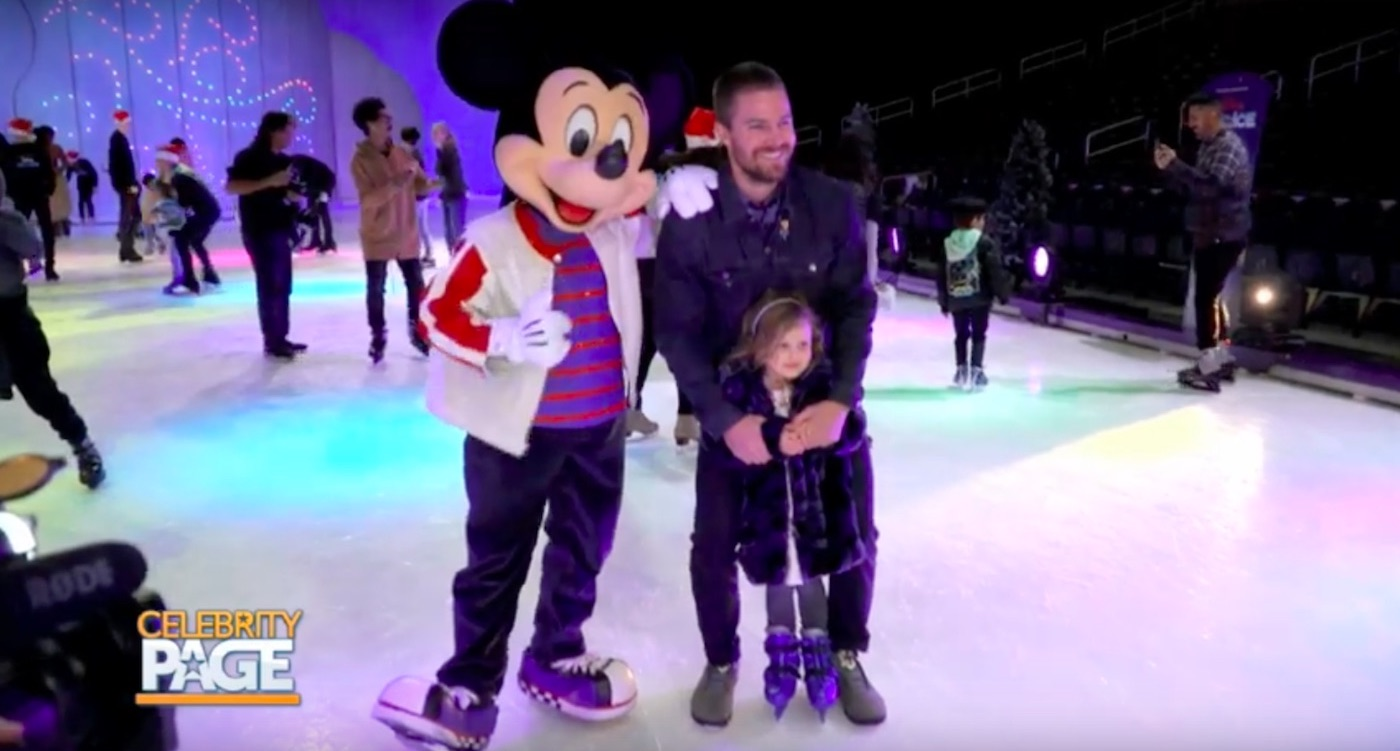 Disney On Ice with Stephen Amell