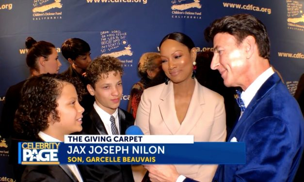 Garcelle Beauvais on Mentoring for the Children's Defense Fund