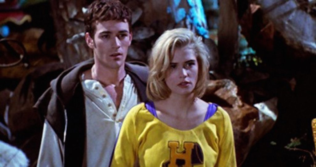 Luke Perry in 'Buffy'