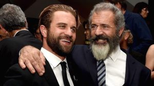Milo and Mel Gibson
