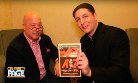 Bizarre Foods Star Andrew Zimmern Talks Food and His Book