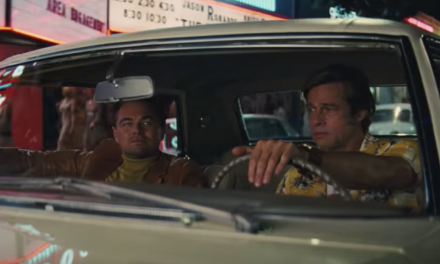 Here is the 'Once Upon a Time in Hollywood' Teaser Trailer