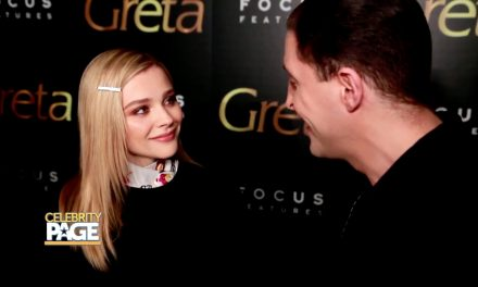 Chloë Grace Moretz on Greta's Unusual Relationships