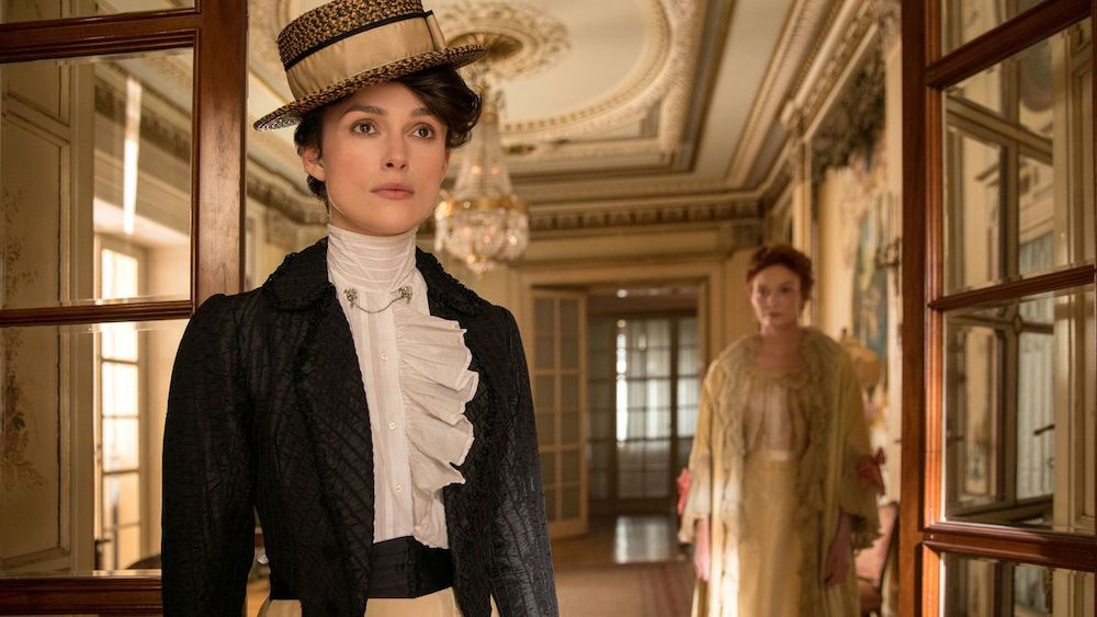 Colette starring Keira Knightley