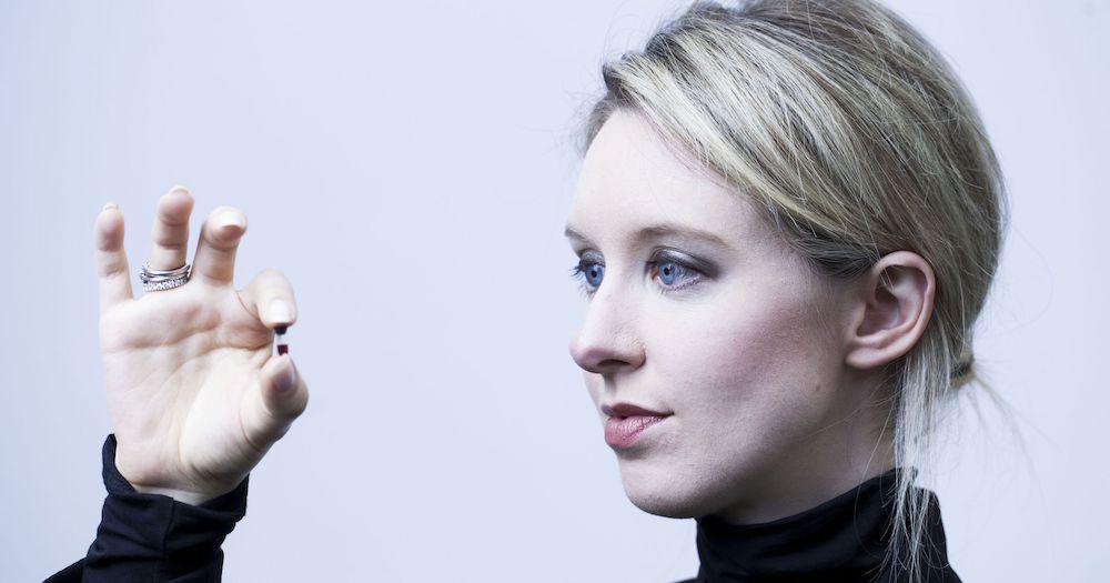 The Inventor - Elizabeth Holmes on HBO