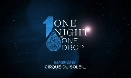 Cirque Du Soleil Goes Dark for 'One Night for One Drop'