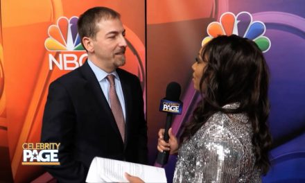 'Meet the Press' Host Chuck Todd on Why Celebrities Make Good Political Commentators